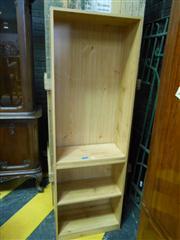 Sale 7943A - Lot 1542 - Pine Bookcase