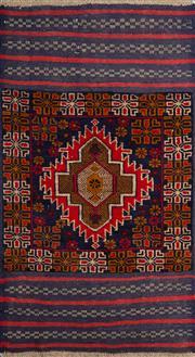 Sale 8380C - Lot 4 - Persian Baluchi 140cm x 90cm