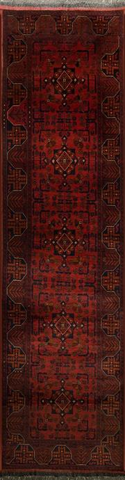 Sale 8412C - Lot 78 - Afghan Khal Mohamadi 300cm x 80cm