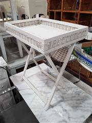 Sale 8912 - Lot 1082 - Folding Serving Stand