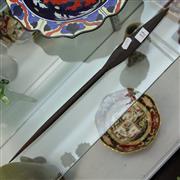 Sale 8306 - Lot 13 - Vintage Assegai Zulu Spearhead