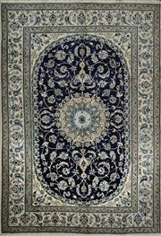 Sale 8370C - Lot 74 - Persian Nain Tabas 353cm x 245cm