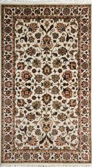 Sale 8380C - Lot 5 - Jaipor Silk & Wool 154cm x 90cm