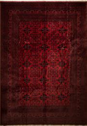 Sale 8418C - Lot 12 - Afghan Khal Mohamadi 250cm x 350cm