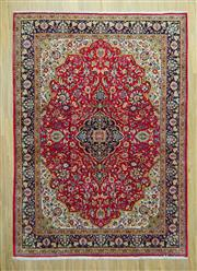 Sale 8589C - Lot 19 - Persian Tabriz Super Fine, 420x305