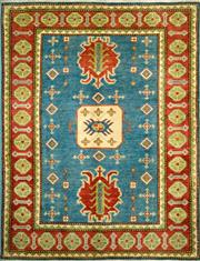 Sale 8321C - Lot 47 - Afghan Kazak 200cm x 152cm RRP $1800
