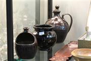 Sale 8346 - Lot 77 - Elischer Jug & 2 Florenze Pottery Wares