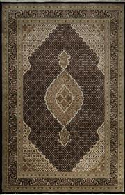 Sale 8418C - Lot 13 - Indo Persian Tabriz 190cm x 280cm