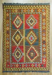 Sale 8589C - Lot 20 - Persian Killem Chobi, 206x141