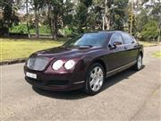 Sale 8620V - Lot 5 - Bentley Continental Flying Spur                                         Body: Sedan ...