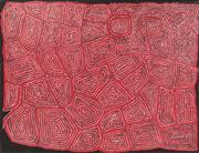 Sale 8895A - Lot 5012 - George Ward Tjungurrayi (c1945 - ) - Tingari, 2005 155 x 205 cm