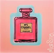 Sale 8738 - Lot 509 - Shane Bowden (aka Mofisto) - Pink is Pink, 2010 91 x 91.5cm