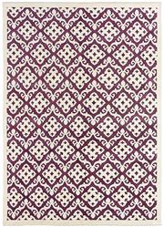 Sale 8626A - Lot 100 - A Cadrys Indian Taj Silk & Bamboo Carpet, Size; 249x178cm, RRP; $4000