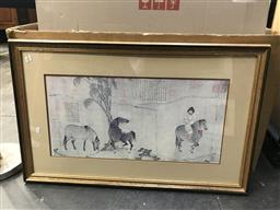 Sale 9113 - Lot 2095 - Chinese Decorative Print