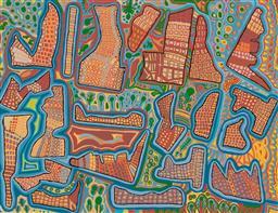Sale 9193A - Lot 5015 - DORIS GINGINGARA (1946 - 1999)