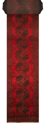 Sale 8321C - Lot 49 - Afghan Turkman 810cm x 78cm RRP $3000