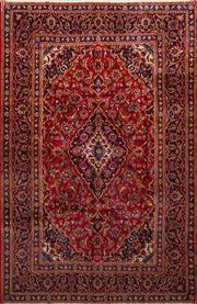Sale 8447C - Lot 53 - Persian Kashan 290cm x 190cm