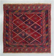 Sale 8472C - Lot 67 - Persian Baluchi 130cm x 110cm