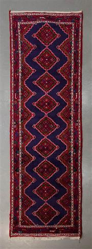Sale 8493C - Lot 14 - Persian Mashad 281cm x 80cm