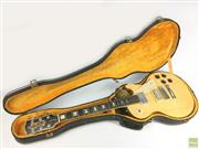Sale 8648A - Lot 69 - Gibson Style Electric Guitar In Honey Gold