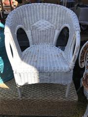 Sale 8822 - Lot 1512 - Cane Chair