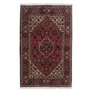 Sale 8911C - Lot 79 - Persian Fine Bidjar Rug, 140x90cm, Handspun Wool
