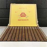 Sale 9079W - Lot 811 - Montecristo No.1 Cuban Cigars - box of 25, stamped July 2017