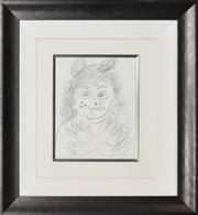 Sale 8339A - Lot 526 - John Perceval (1923 - 2000) - Freckles, 1998 34 x 27cm