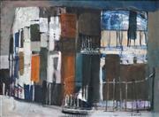 Sale 8565 - Lot 538 - Judy Cassab (1920 - 2015) - Untitled 42 x 56.5cm