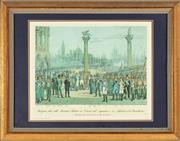 Sale 8873A - Lot 96 - A reprint of Napoleons assembly at Venice