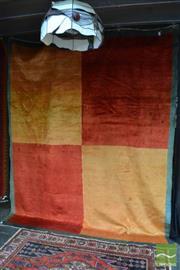 Sale 8480 - Lot 1180 - Persian Modern Woollen Rug (290 x 240cm)
