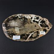Sale 8567 - Lot 691 - Peanut Wood Slice, Western Australia