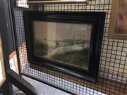 Sale 8833 - Lot 2060 - Heinrich Osterschmidt (1879 - ?) - Country Landscape 1911 watercolour (AF), 28.5 x 45cm, signed lower right -
