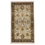 Sale 8911C - Lot 80 - India Fine Classic Agra Rug, 160x90cm, Handspun Wool