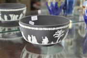Sale 8340 - Lot 26 - Wedgwood Black Basalt Bowl