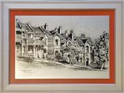 Sale 8964 - Lot 2087 - Cedric Emanuel, Cambridge Street, Paddington, 49.5 x 37.5cm