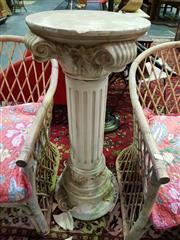 Sale 8462 - Lot 1014 - Composite Form Pedestal