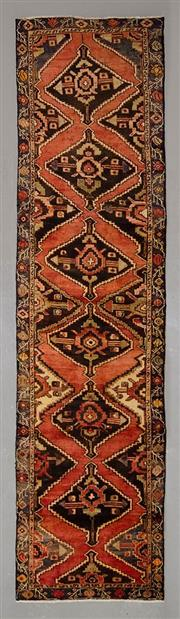 Sale 8493C - Lot 16 - Persian Hamadan 373cm x 114cm