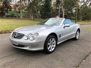 Sale 8620V - Lot 6 - Mercedes-Benz SL500 Convertible  ...
