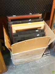 Sale 8640 - Lot 2069 - 12 Picture Frames
