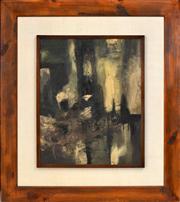 Sale 8363 - Lot 584 - William Peascod (1920 - 1985) - Quarry 1, 1962 69 x 54.5cm