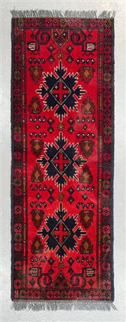 Sale 8472C - Lot 69 - Afghan Khal Mohamadi 150cm x 50cm