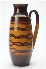 Sale 8670 - Lot 17 - West German Pottery Vase (H 47cm)
