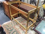 Sale 8676 - Lot 1319 - Gilt Frame Trolley