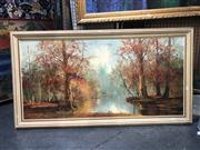 Sale 8811 - Lot 2043 - Artist Unknown - Oil Painting