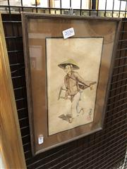 Sale 8856 - Lot 2036 - Chinese School Street Vendor
