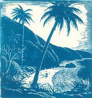Sale 8896A - Lot 5015 - Lewis Roy Davies (1897 - 1979) - Beyond Cairns 9 x 8.5 cm