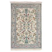 Sale 8911C - Lot 82 - India Garden Design, 175x150cm, Handspun Wool