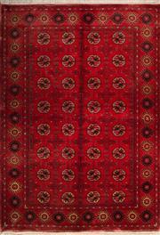 Sale 8447C - Lot 56 - Afghan Silk Bukhara 125cm x 180cm