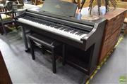 Sale 8542 - Lot 1085 - Yamaha Organ with Stool